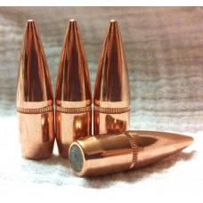 Hornady 30 Caliber .308 150 gr FMJ-BT Projectiles 250 count bag